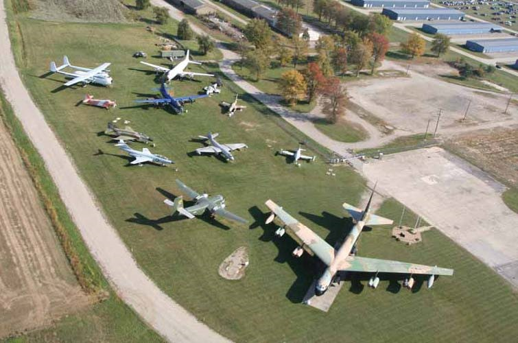 The Yankee Air Museum