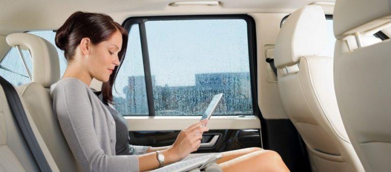 comfortable taxi services