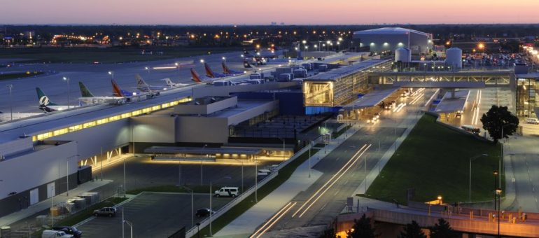 DTW airport guide