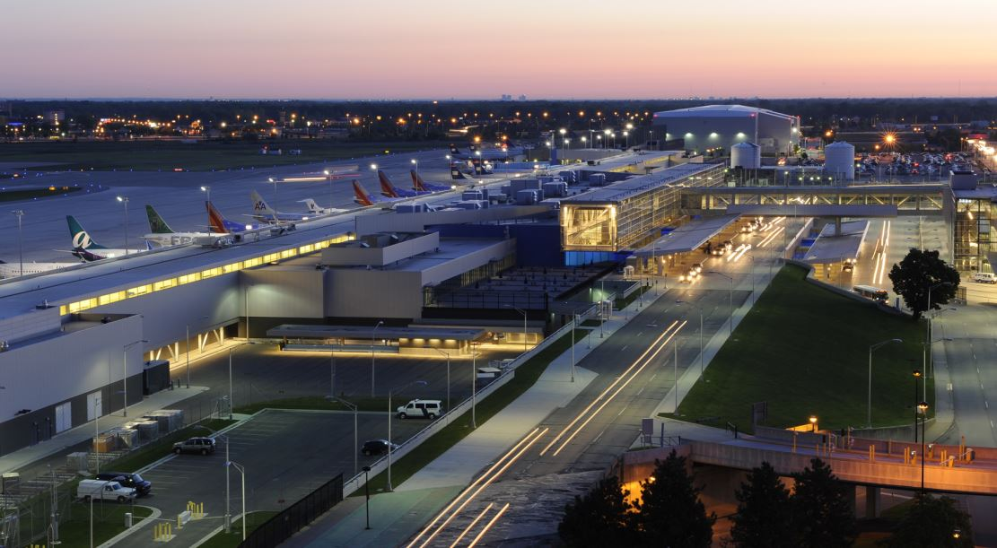 A Tourist Guide On Dtw Airport Detroit Metropolitan