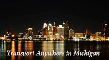 Luxury Car rental in Michigan