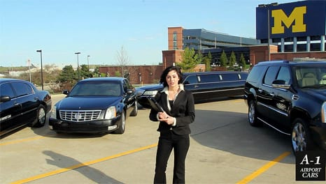 Limo Service in Michigan